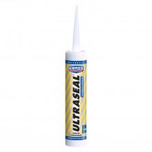 Герметик силиконовый белый KRASS ULTRASEAL универсальный, 310мл