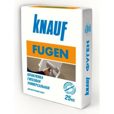 Шпаклевка гипсовая Knauf Фуген 25кг