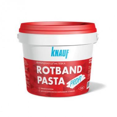 Шпаклевка финишная Knauf Ротбанд Паста Профи 18кг