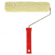 Валик СИНТЕКС с ручкой 250мм, ворс 18мм, D-40мм, D ручки -6мм, полиакрил MATRIX