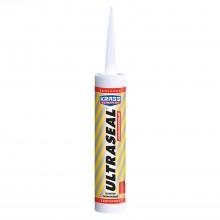 Герметик силиконовый бесцветный KRASS ULTRASEAL санитарный, 260мл