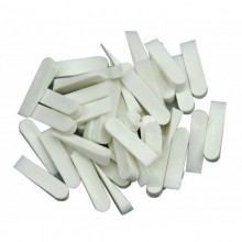 Клинья малые для кладки плитка 100/уп (23х6х6мм)