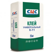 Клей плиточный BAUTEK Универсальный К-11, 20кг