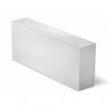 Блок газосиликатный 100х295х600 на под. (0,0177м3/0,177м2) 59,49 шт. в кубе