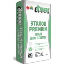 Клей плиточный Эталон Premium 25кг